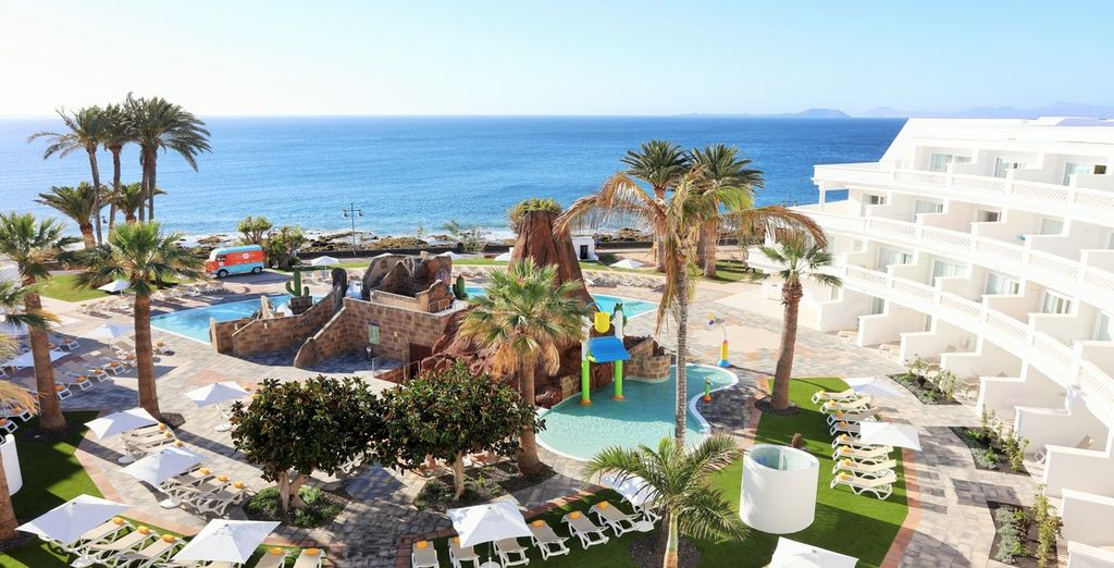 Iberostar Lanzarote Park 5* - all inclusive