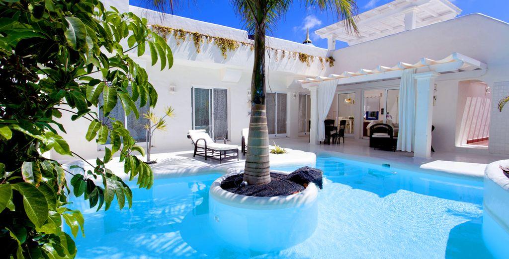 Bahiazul Villas & Club Fuerteventura 4* - last minute to Fuerteventura