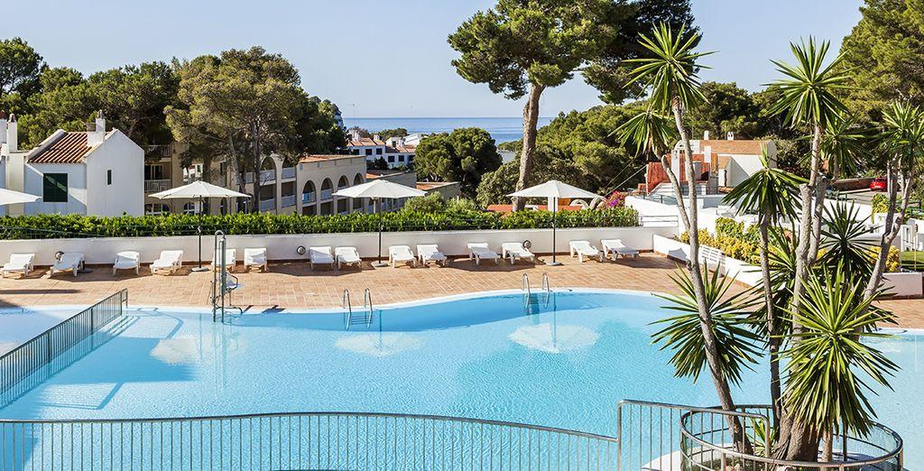ILUNION Menorca - hotel last minute