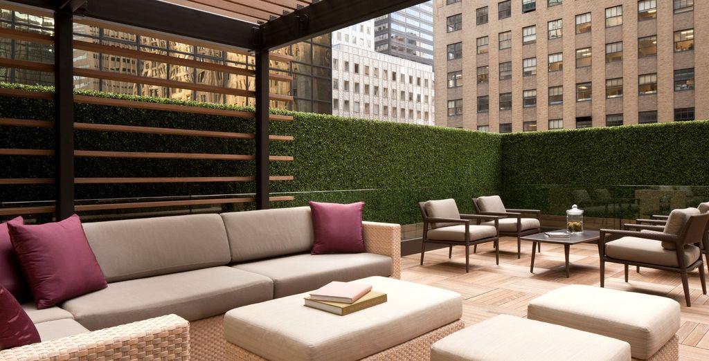 Grand Hyatt New York 4* - city break deals