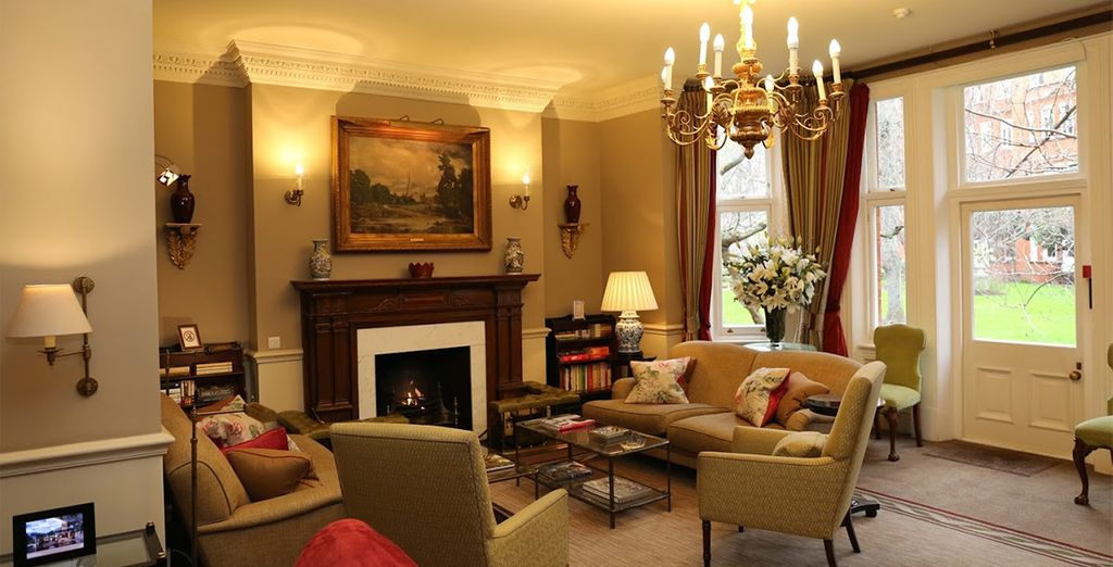 Draycott Hotel 5* to travel in London