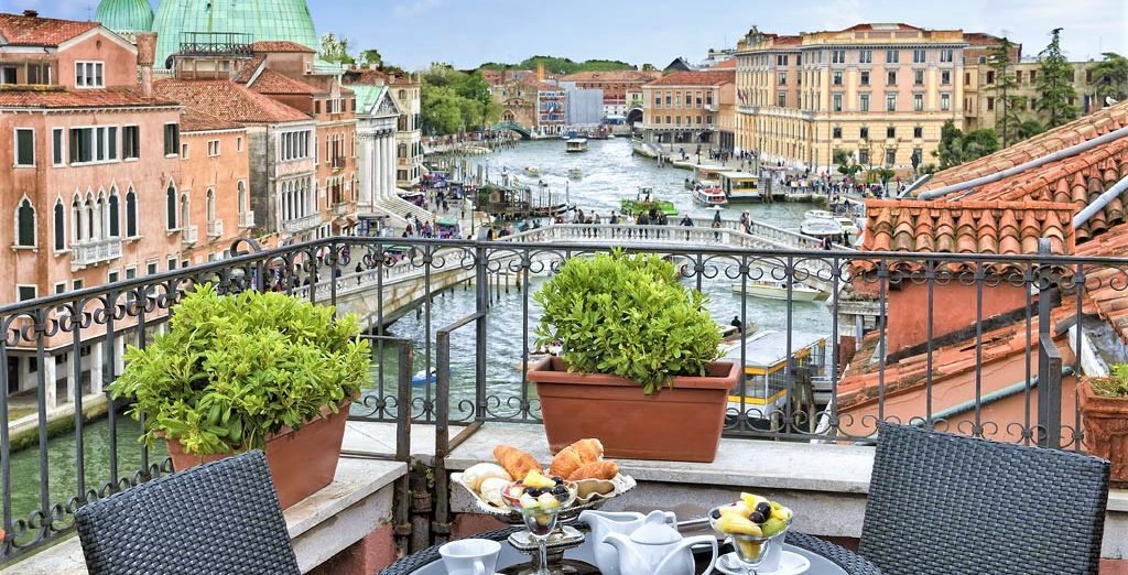 Hotel Principe 4* - city breaks in Venice