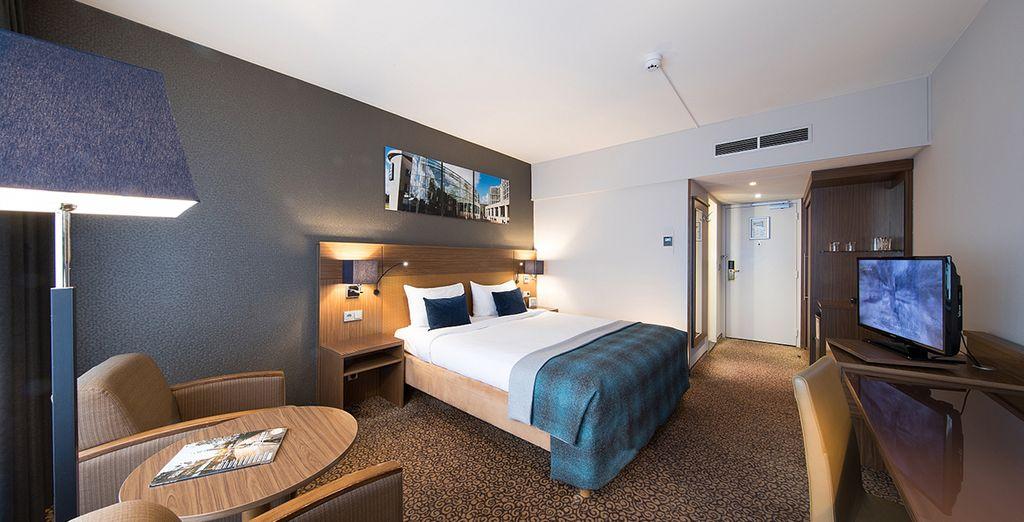 Bilderberg Garden Hotel 5* in september