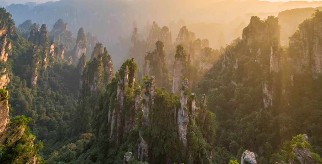 China travel guide : yellow mountain