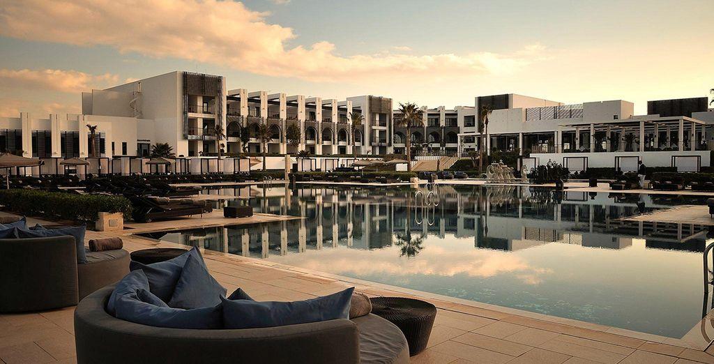 Sofitel Agadir Thalassa Sea & Spa 5* - last minute deals