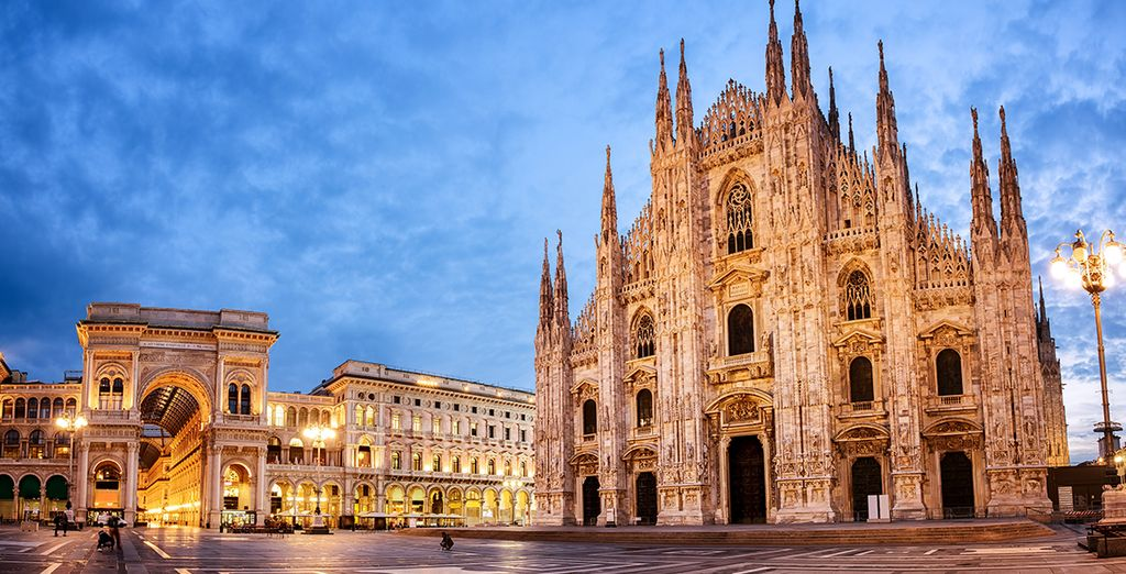 city break in milan