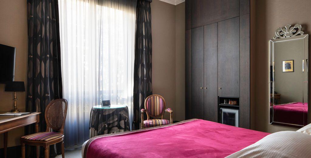Regent's Garden Hotel 4 * - new year break in europe