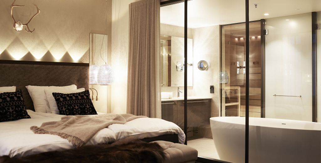 Lapland Hotels Bulevardi 4*