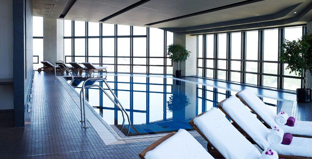 Corinthia Hotel Prague 5* - new year break in europe