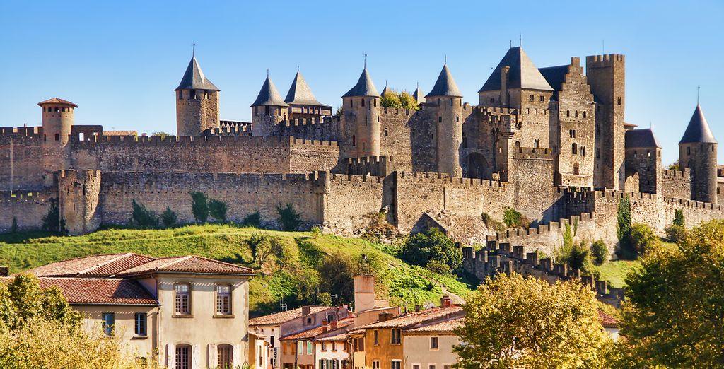 Holidays south of france : carcassonne