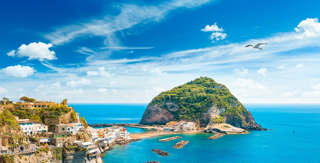Wellness Tour Across Ischia and the Amalfi Coast