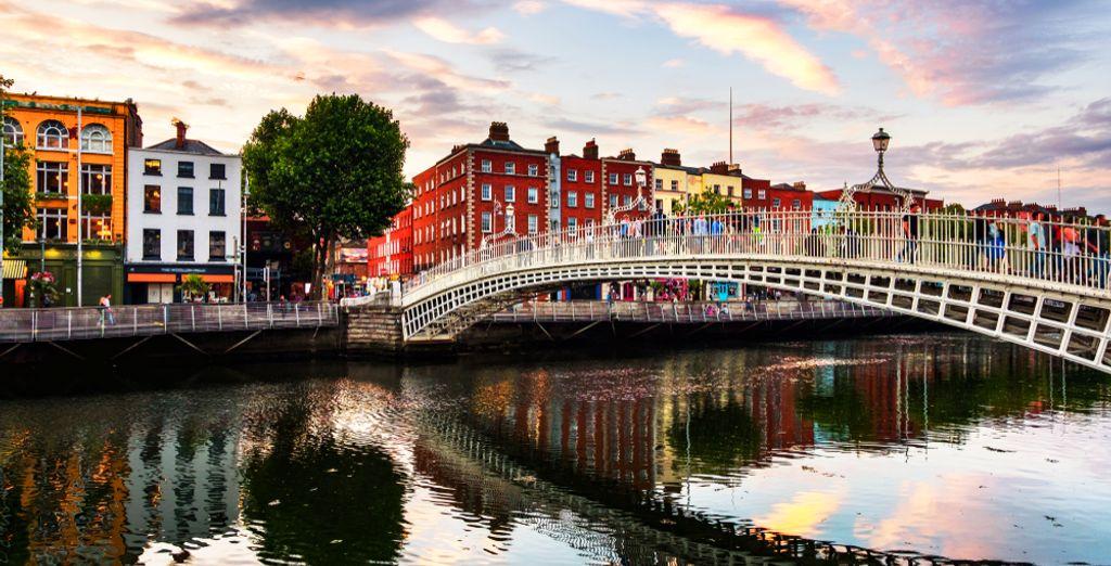 city break in dublin : what to do