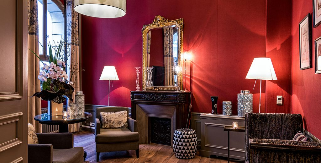 Louison Hotel 3* - holidays in Paris