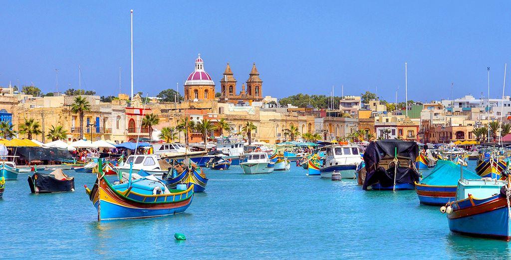 Last Minute Easter holidays : Malta