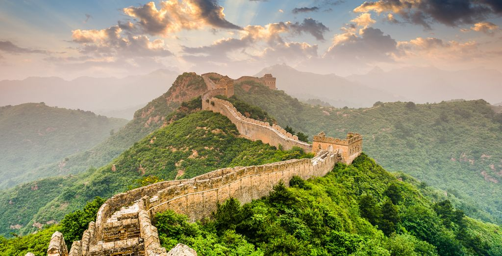 travel guide to china : great wall