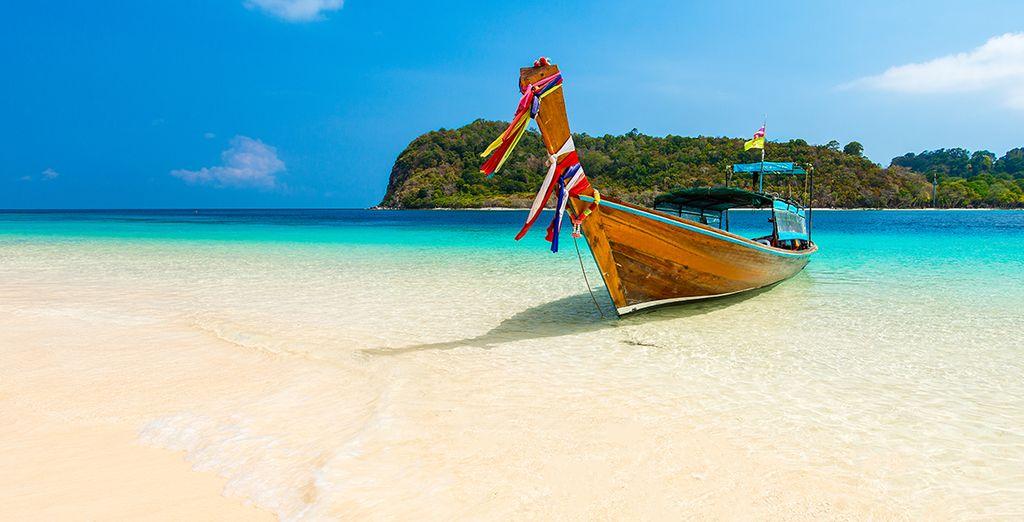 luxury honeymoon to thailand