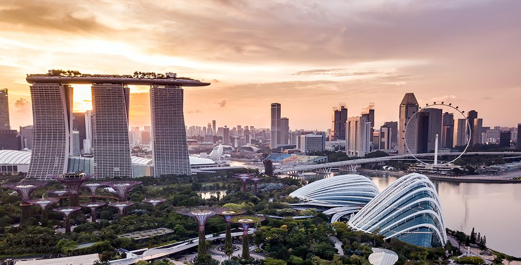 Preferred Hotels & Resorts of Singapore