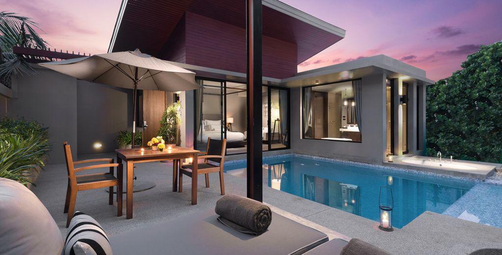 Aleenta Phuket Resort & Spa 5* - honeymoon deals