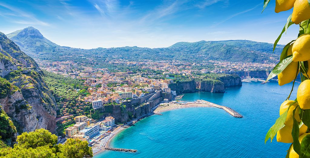 Hotel & holidays offers - Sorrento