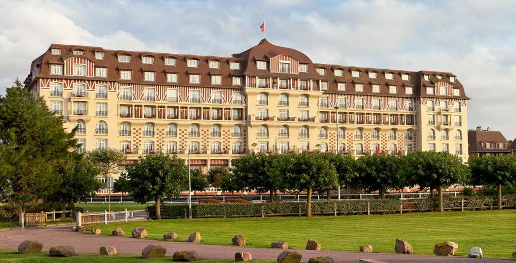 Hotel Barriere Le Royal Deauville 5*