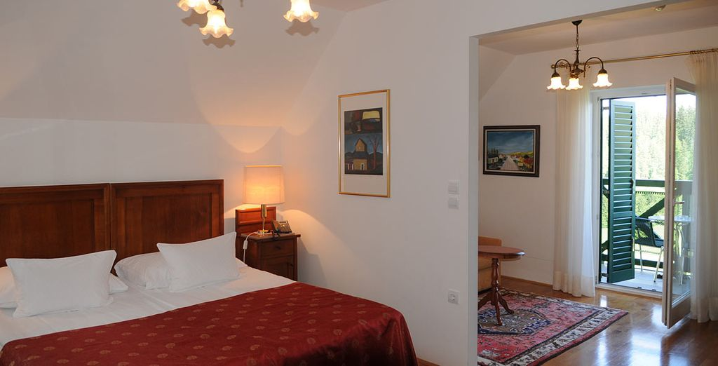 For a 4 night stay at Hotel Triglav