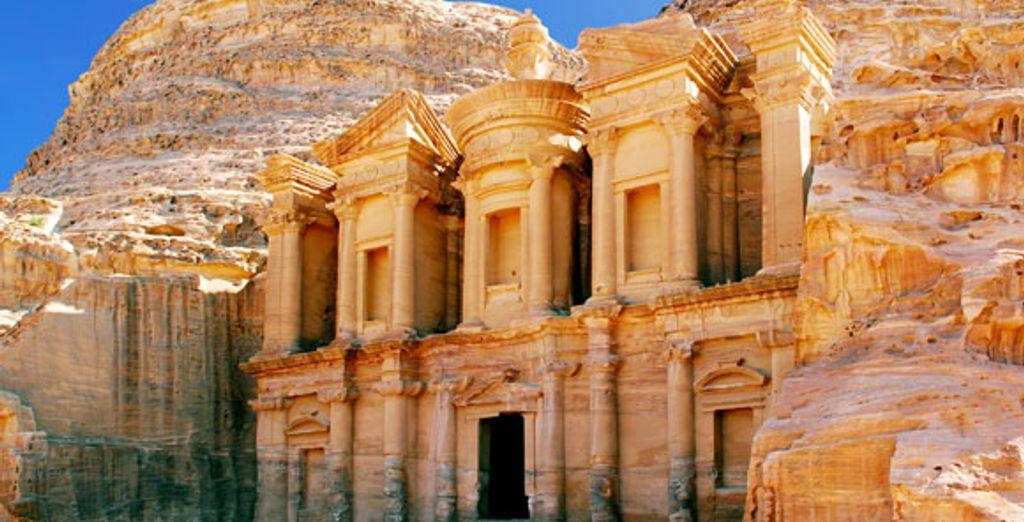 - Petra & The Dead Sea - Jordan Various