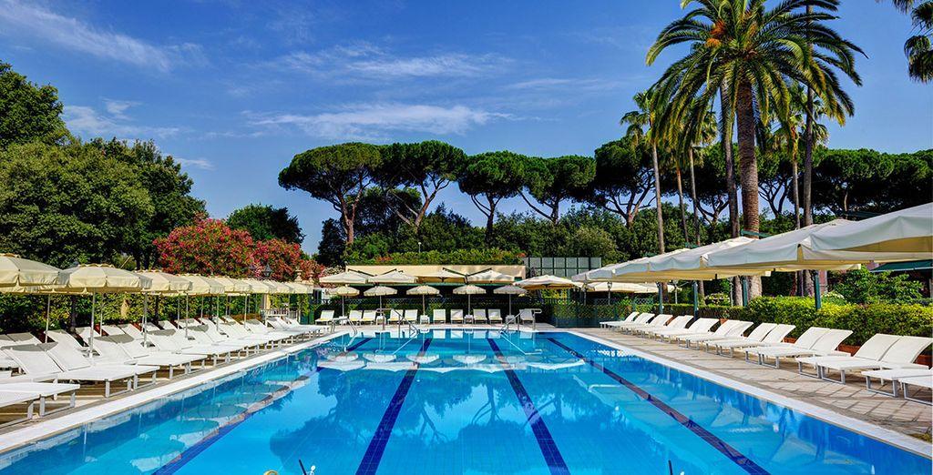 Welcome to Parco dei Principi Grand Hotel & Spa 5*