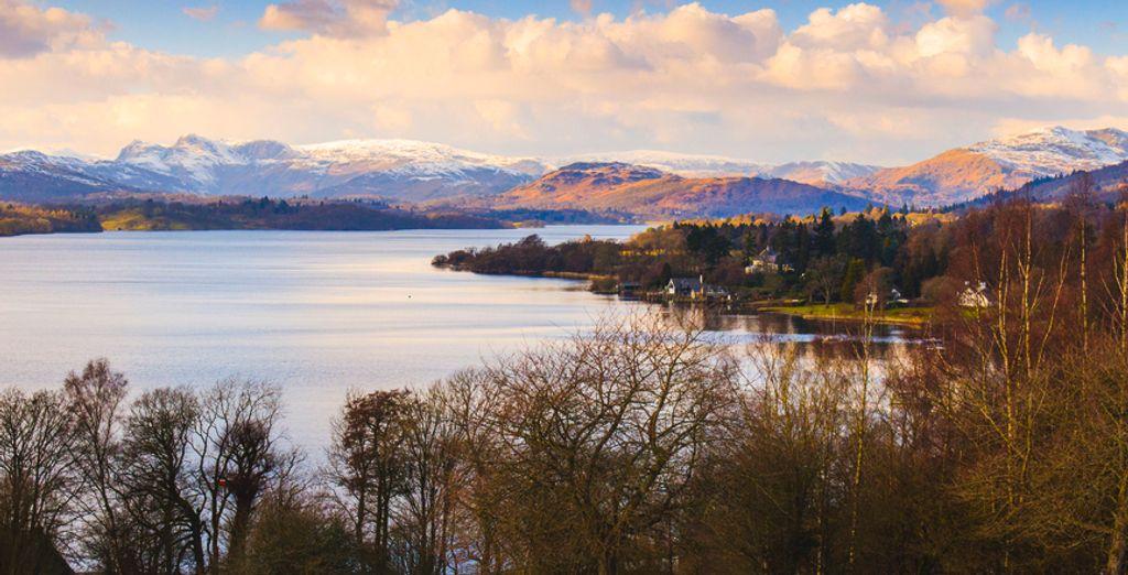 An elegant winter foodie break in the Lake District