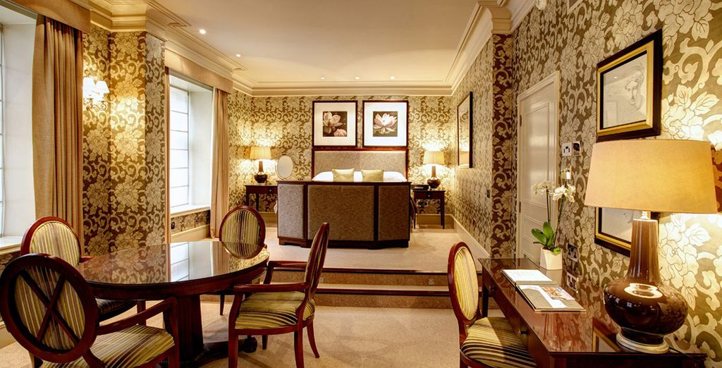 The Chester Grosvenor 5* - Hotel in Chester