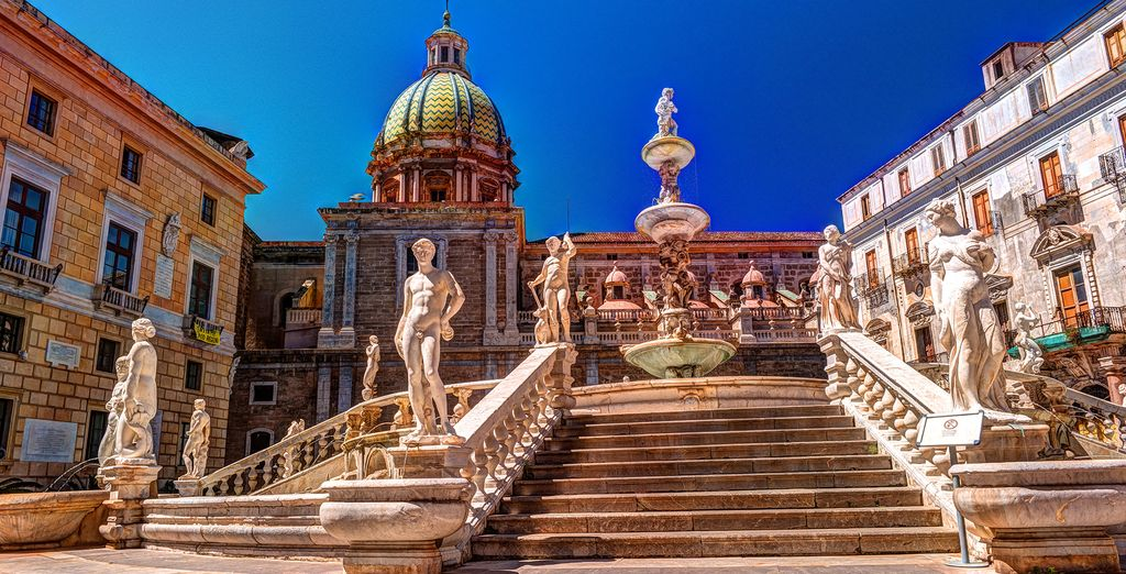 Discover Palermo's culture with amazing churches