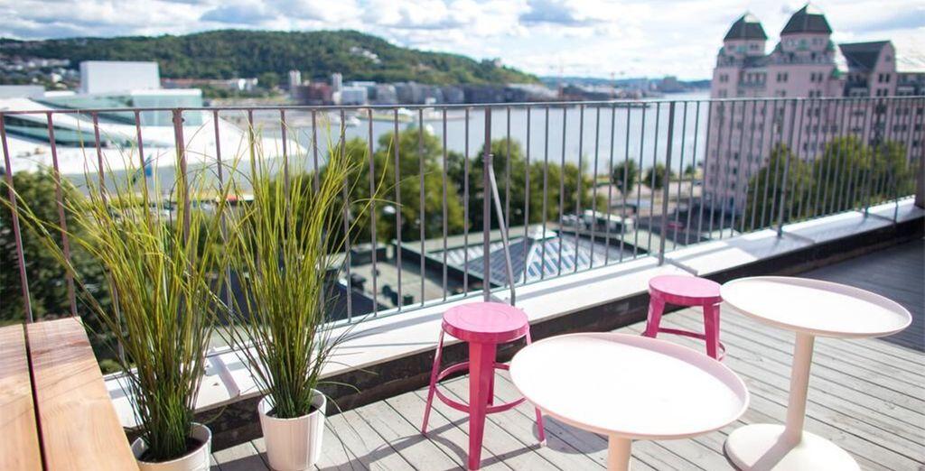 Comfort Hotel Børsparken 4* - norway holidays