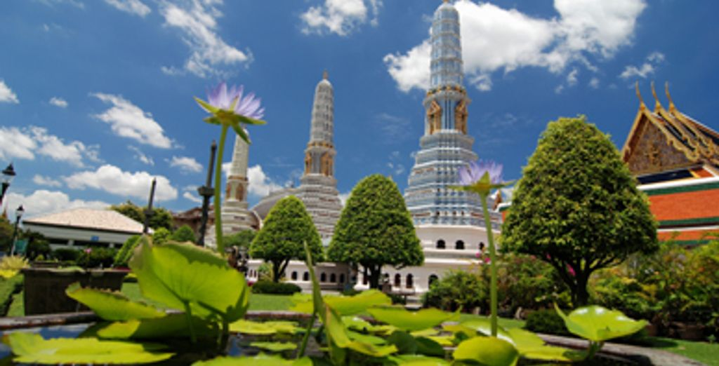 - Amari Vogue Krabi & Dusit Thani Bangkok***** - Bangkok & Krabi - Thailand Bangkok & Krabi