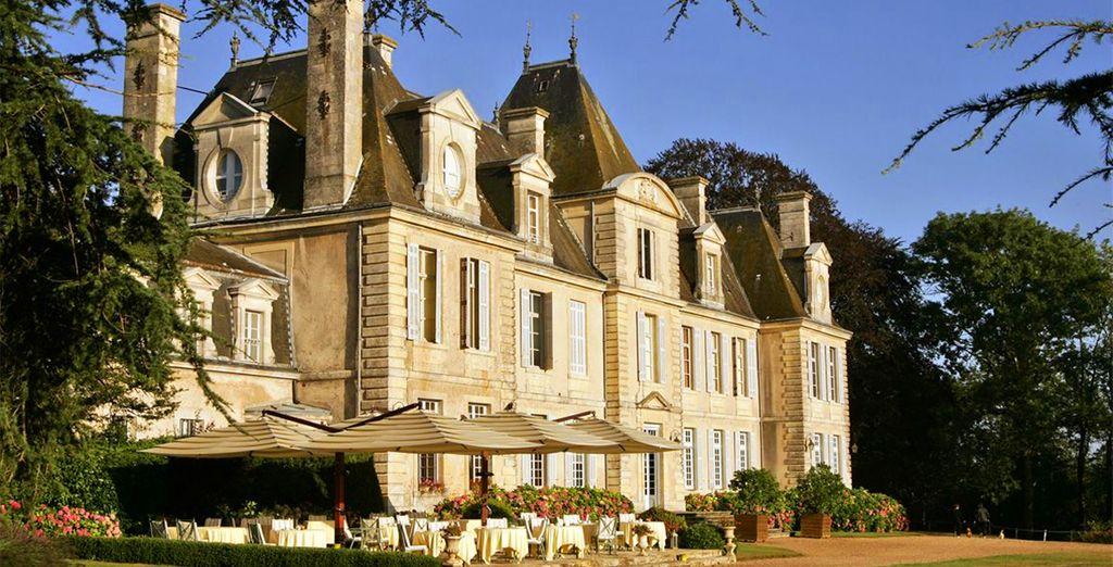 Welcome to Château de Curzay