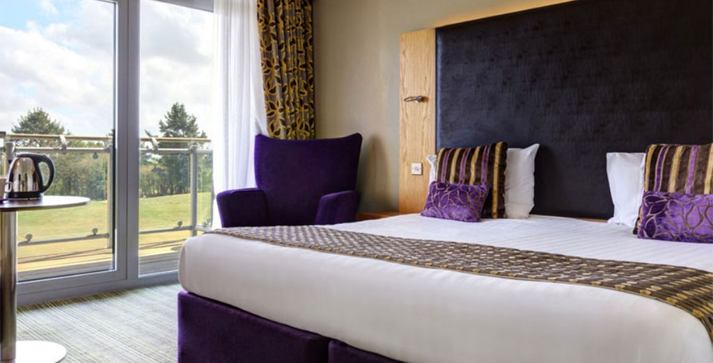 Enjoy a 3 night cosy countryside stay