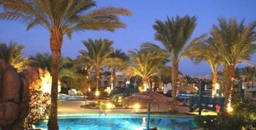 - Taba Heights Marriott Beach Resort***** - Taba - Egypt Taba
