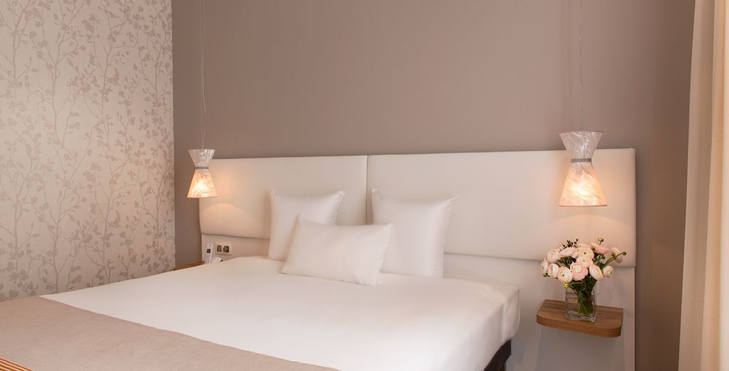 Where you can enjoy a Premium Room for 2 or 3 nights