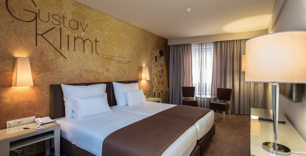 Stay in a Standard Room