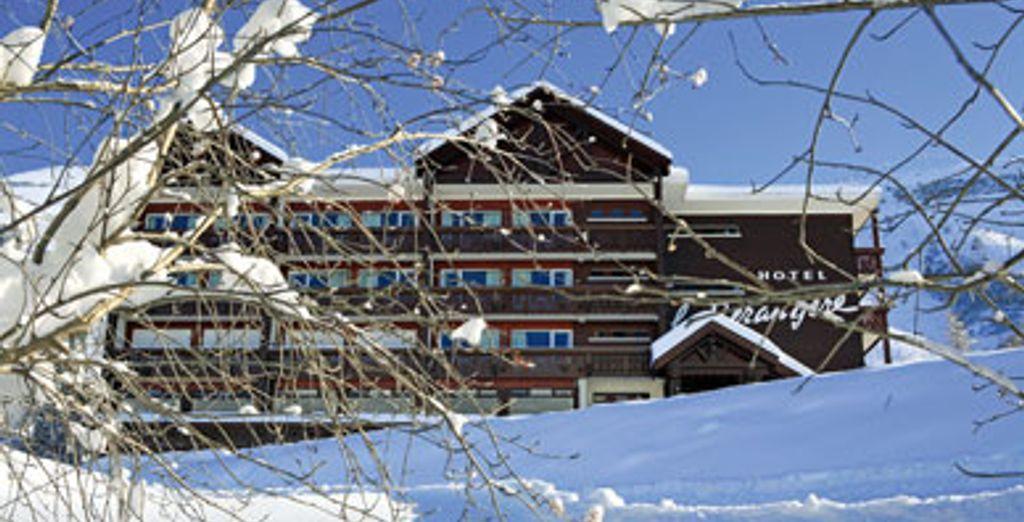 - Chalethotel Berangere**** - Les Deux Alpes - France Les Deux Alpes