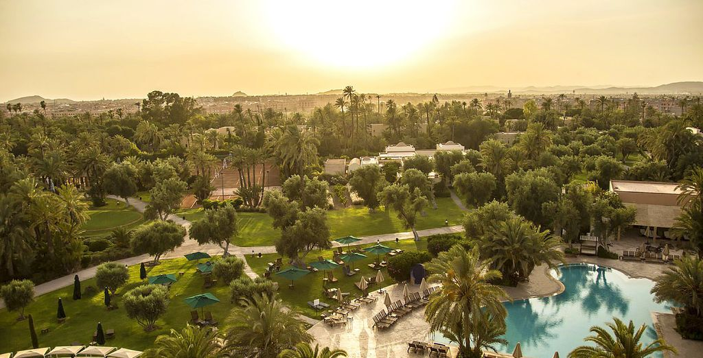 Club Med Marrakech La Palmeraie 4* - all inclusive offers