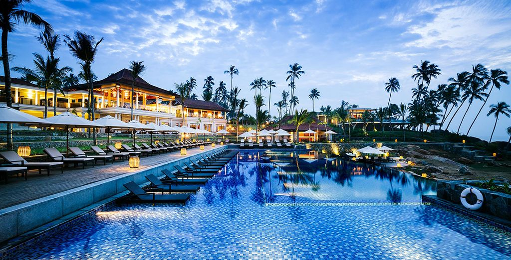 To the Anantara Peace Haven Tangalle Resort 5*