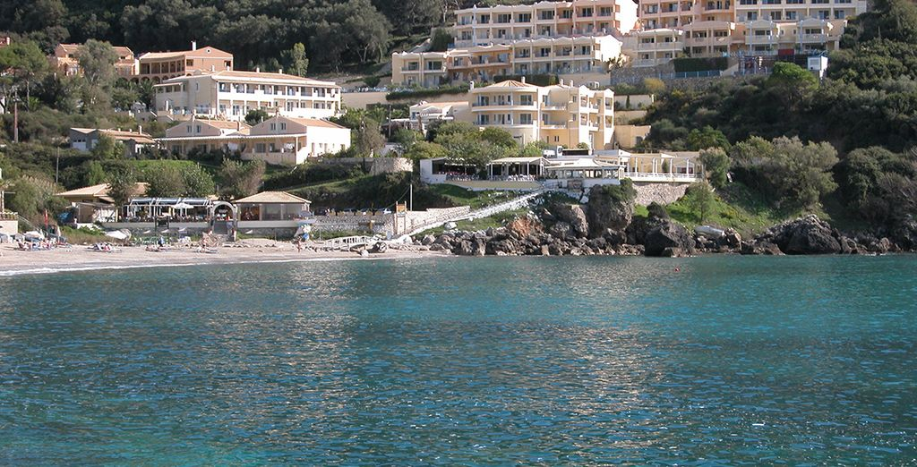 Rosa Bella Suites 4* - Hotel near the sea in Corfu Town