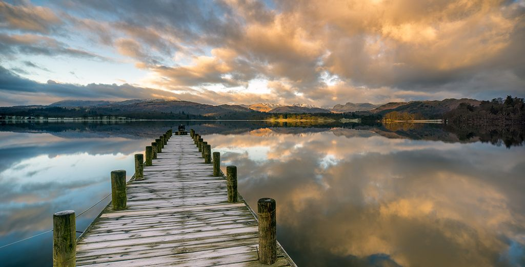 Escape to the Lake District this winter