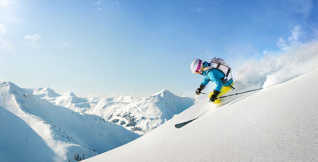 This offer includes a 6 day lift pass in Grandvalira