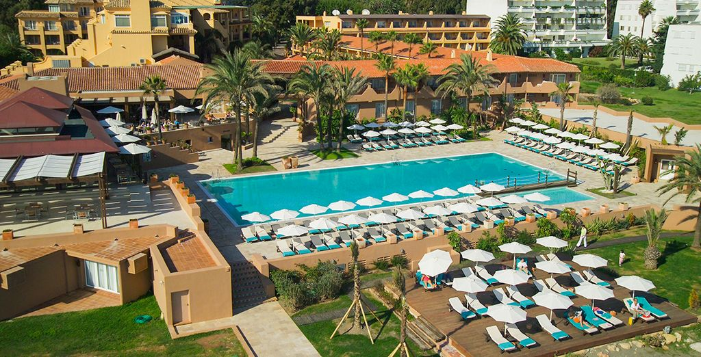 Hotel Guadalmina SPA & Golf Resort 4 * welcomes you - Hotel Guadalmina Spa & Golf Resort 4* Marbella