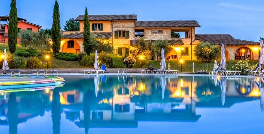 Welcome to Pian dei Mucini Resort