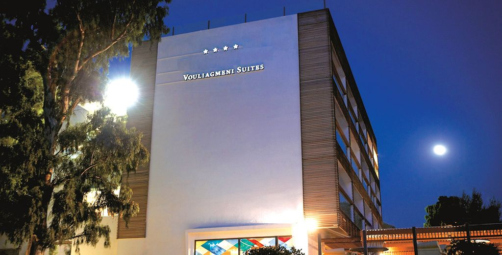 From Vouliagmeni Suites Hotel - Vouliagmeni Suites Hotel Vouliagmeni