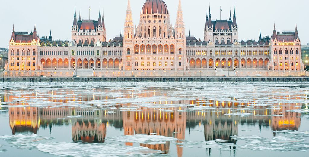 Located in beautiful Budapest, a delight to visit in any season