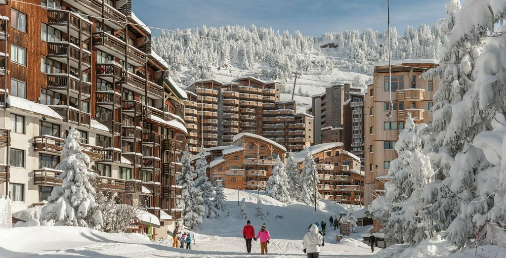 Ski offers in Morzine