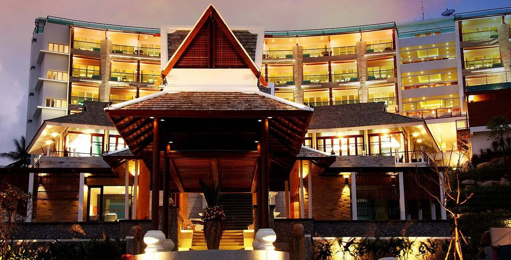 Welcome to KC Resort & Over Water Villas 4*