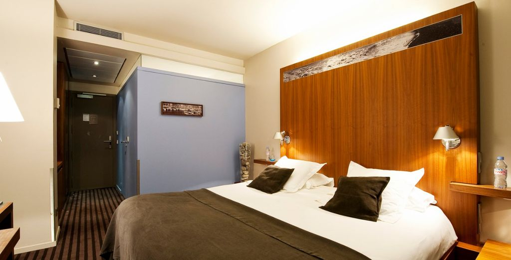 Where you will be staying in a Superior Room